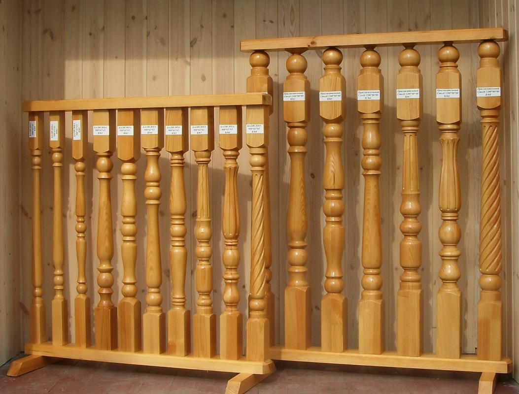 Деревянная колонна столб - Вагонка НН
